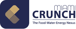 CRUNCH Miami – Climate & Sea Level Rise Research Logo